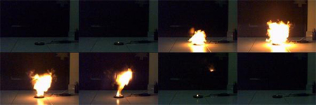 rubber matts flame resistant